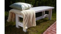 Скамья дачная №2 • Садовая мебель