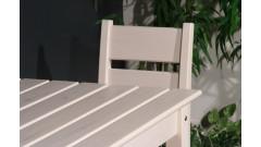 Стол дачный №1 • Садовая мебель