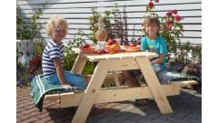 """Стол с лавками """"Пикник"""" детский • Садовая мебель"""