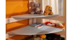 """Кровать """"Классик"""" №2 верхнеярусная (тонировка) • Кровати - Двухьярусные"""