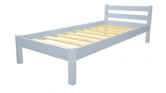 """Кровать """"Классик-1"""" детская (тонировка) • Детские кровати"""