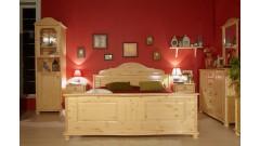 """Кровать """"Айно"""" (бесцветный лак) • Кровати"""