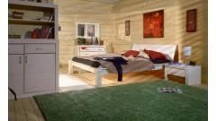 """Кровать """"Брамминг-2"""" (бесцветный лак) • Кровати"""