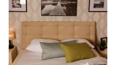 """Кровать """"Брамминг-1"""" мягкая (тонировка) • Кровати"""