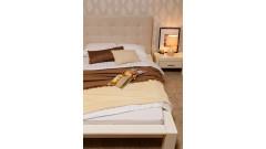 """Кровать """"Брамминг-3"""" мягкая (тонировка) • Кровати"""