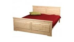 """Кровать """"Дания-1"""" (бесцветный лак) • Кровати"""