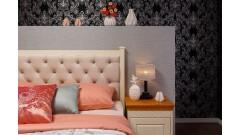 """Кровать """"Дания-1/1"""" мягкая, с ящиками (тонировка) • Детские кровати"""