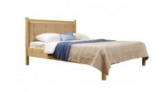"""Кровать """"Дания-1/1"""" мягкая (тонировка) • Детские кровати"""
