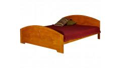 """Кровать """"Элина"""" (бесцветный лак) • Кровати"""