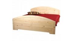 """Кровать """"Инга"""" (бесцветный лак) • Кровати"""