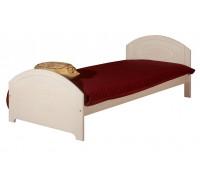 """Кровать """"Инга"""" детская (бесцветный лак)"""