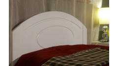 """Кровать """"Инга"""" детская (бесцветный лак) • Детские кровати"""