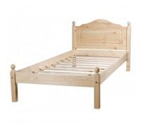 """Кровать """"Кая-1"""" детская (бесцветный лак)"""