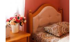 """Кровать """"Кая-1"""" мягкая (тонировка) • Детские кровати"""