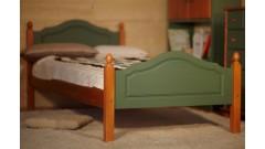 """Кровать """"Кая-2"""" детская (тонировка) • Детские кровати"""