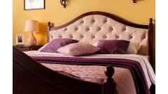 """Кровать """"Кая-2"""" мягкая,с ящиками (тонировка) • Кровати"""