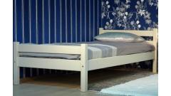 """Кровать """"Классик"""" детская (бесцветный лак) • Детские кровати"""