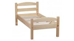 """Кровать """"Классик"""" детская, спинки дуга (тонировка) • Детские кровати"""