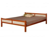 """Кровать """"Сона"""" (бесцветный лак)"""
