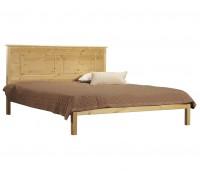 """Кровать """"Тора-1"""" (бесцветный лак)"""