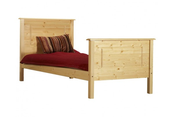 """Кровать """"Тора-2"""" (бесцветный лак) • Кровати"""