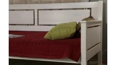 """Тахта """"Брамминг""""  детская (бесцветный лак) • Детские кровати"""