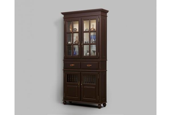 """Сервант """"Бьерт"""" 1-43 • Мебель «БЬEРТ»"""