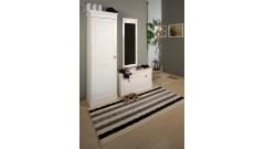 """Шкаф для прихожей """"Дания"""" 1-дверный • Мебель «ДАНИЯ»"""