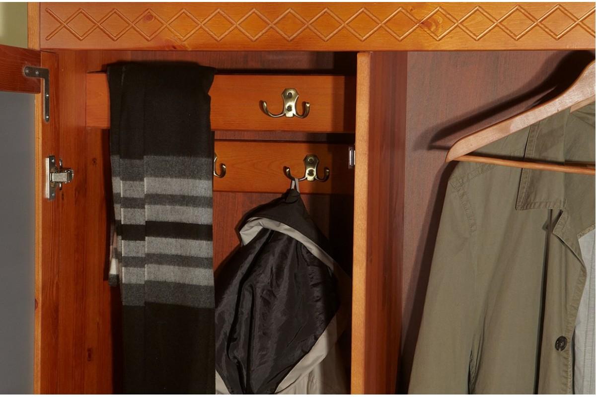 Шкаф для прихожей комбинированный дания - сайт производителя.