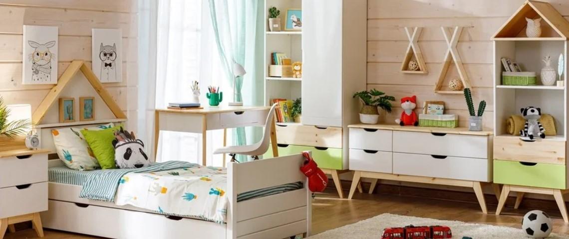 """Мебель для детской """"Тимберика Кидс"""""""