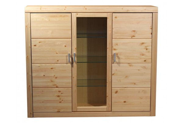 Буфет Брамминг 3-створчатый • Мебель «БРАММИНГ»