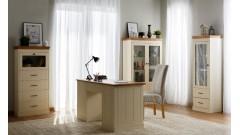 Сервант Дания 1-створчатый № 2 • Мебель «ДАНИЯ»