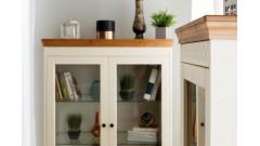 Сервант Дания 2-створчатый №1 • Мебель «ДАНИЯ»