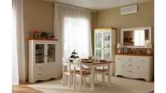 Сервант Дания 2-створчатый № 2 • Мебель «ДАНИЯ»