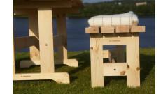 Скамья дачная № 2 • Садовая мебель