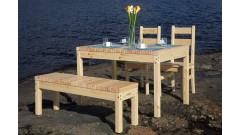 Скамья Лахти • Садовая мебель