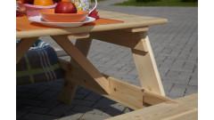 Стол с лавками Пикник детский • Садовая мебель