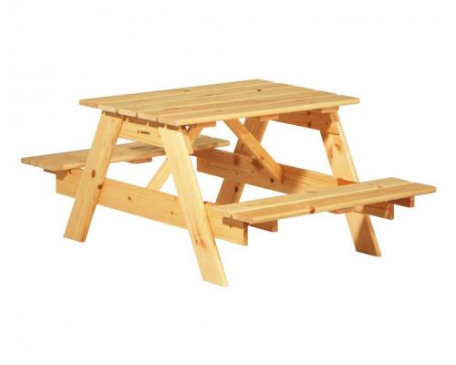 Стол с лавками Пикник детский