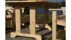 Стол Ярви  • Садовая мебель Ярви