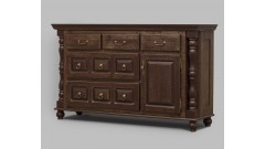 Комод Валенсия 2-1 • Мебель «ВАЛЕНСИЯ»