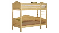 Кровать двухъярусная  Кая №3 • Кровати  Двухьярусные