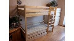 Дополнительный бортик безопасности • Детские кровати