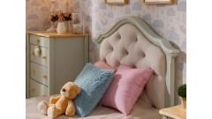 Кровать Айно №17 мягкая • Детские кровати