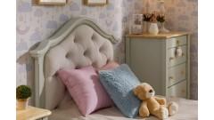 Кровать Айно № 17 мягкая • Детские кровати