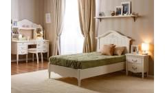 Кровать Айно № 2 с матрасом • Детские кровати