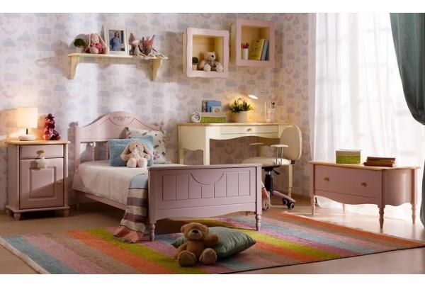 Плюсы детских кроватей из сосны