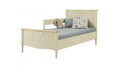 Кровать детская Айно № 8 с ортопедическим матрасом Комфо • Детские кровати