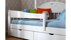 Бортик для кровати изогнутый • Бортики для кроватей
