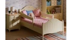 Бортик для кровати изогнутый • Детские кровати