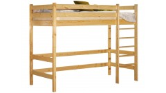 Кровать Классик верхнеярусная • Кровати  Двухьярусные